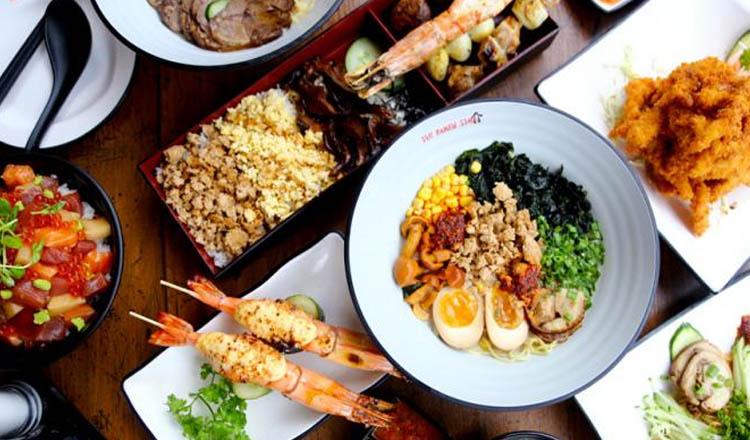 Restoran yang menyajikan Makanan Halal