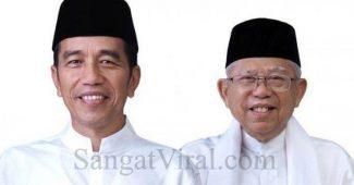 MK Resmikan Jokowi Menjadi Presiden