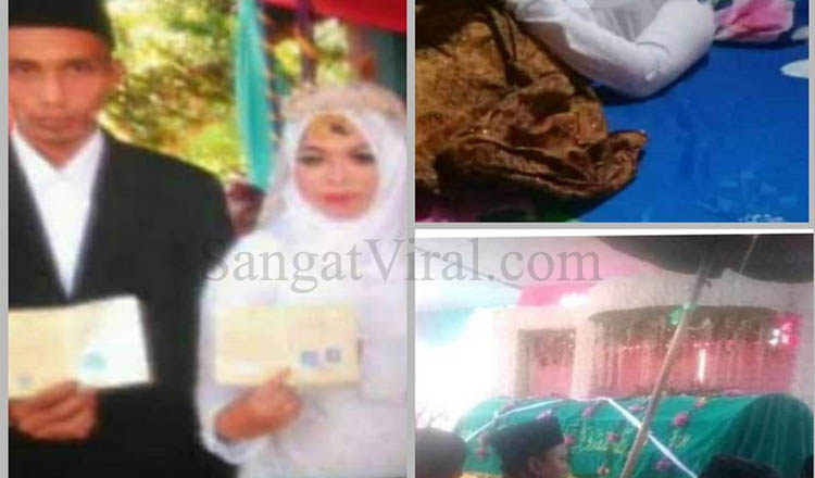 Pengantin Wanita Meninggal di Kamar Mandi