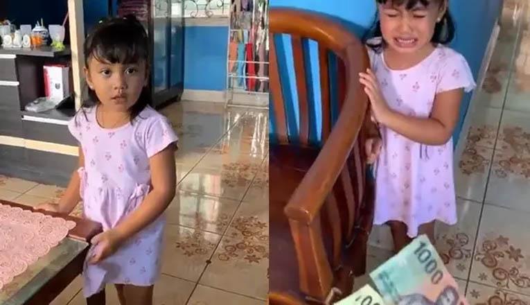 Anak Takut Uang