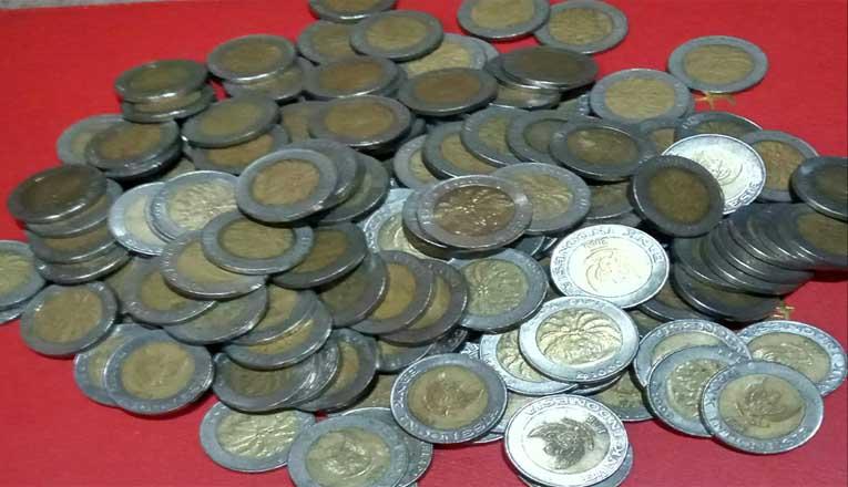 Uang Koin Rp.1000 Kelapa Sawit