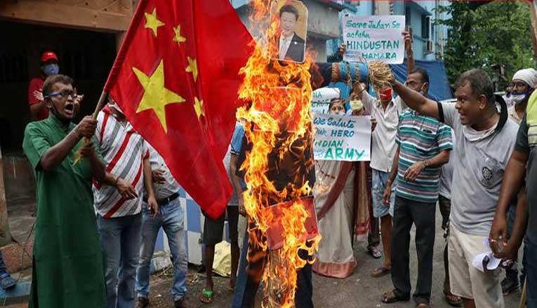 Hubungan China-India Memanas