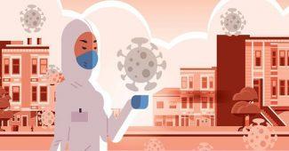 Virus Corona Menular Lewat Udara