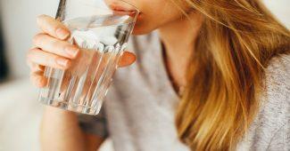 Kurang Minum Air