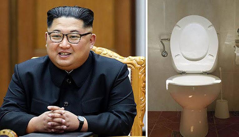 Toilet Pribadi Kim Jong Un
