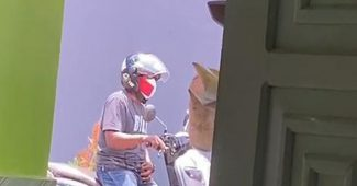 Pria Bermotor Pamer Alat Kelamin di Bone Saat Ini Diincar Polisi