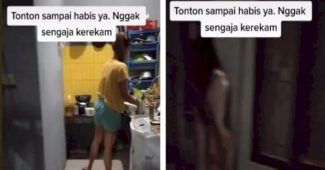 Penampakan Hantu Wanita Pada Saat Masak Indomie Menjadi Viral