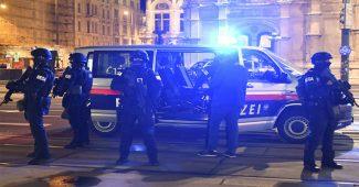 Penembakan di Wina