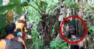 Penampakan Hantu di Hutan Viral Di Media Sosial