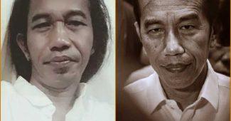 Pria Mirip Jokowi Yang Berasal Dari Banyuwangi Viral di Media Sosial