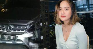Salshabilla Adriani Tabrakan, Warganet Menduga Artis Itu Sedang Mabuk