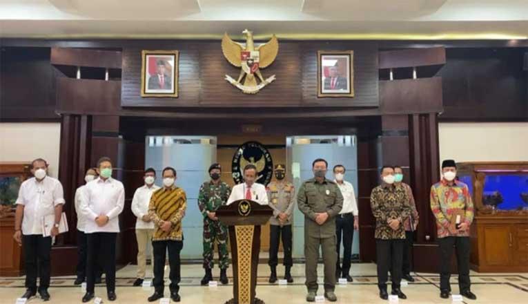 Ormas FPI Dilarang Secara Resmi Oleh Pemerintah Indonesia