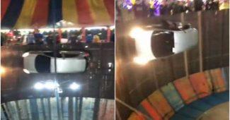 Tong Setan Mobil Viral Di Media Sosial