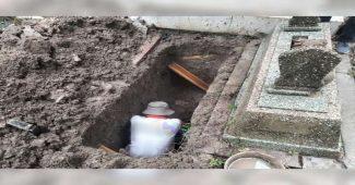 Mayat Utuh Ditemukan di Bojonegoro Meskipun Sudah Dikubur 20 Tahun