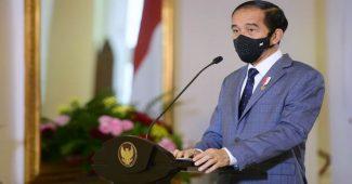 Jokowi Divaksin Pagi Ini Dan Menjadi Orang Pertama Divaksin Di Indonesia