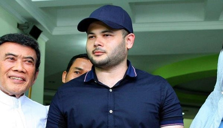 Ridho Rhoma Kembali Ditangkap Karena Kasus Narkoba