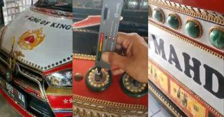 Mobil Sultan Pak Haji, Berlapis Emas & Berlian Viral Dimedia Sosial