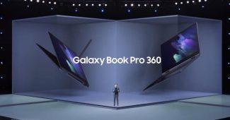 Samsung membawa kekuatan smartphone Galaxy ke lini notebooknya